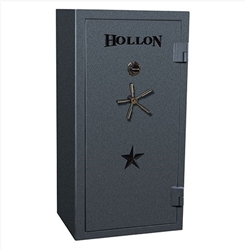 Hollon USA Made - RGX-22 Republic Series - 3 Hour Fire Rated Gun Safe - 22 Gun
