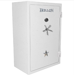 Hollon USA Made - RGX-39 Republic Series - 3 Hour Fire Rated Gun Safe - 39 Gun