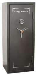 Homak Security - BR50125160 - 16 Gun Blue Ridge Safe - 1400°/45 Minutes