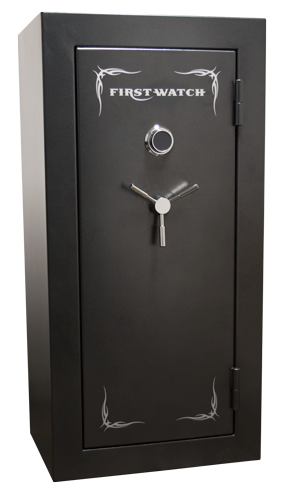Homak Security Br50125240 24 Gun Blue Ridge Safe