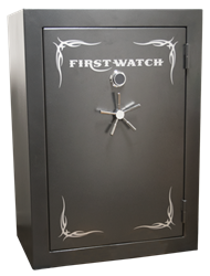 Homak Security - BR50125480 - 48 Gun Blue Ridge Safe - 1400°/45 Minutes