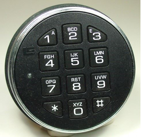 LaGard LG3000 Basic Series Lock - Keypad Only