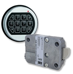 LaGard AuditGard LG66E Series Lock Series Low Profile Lock Kit