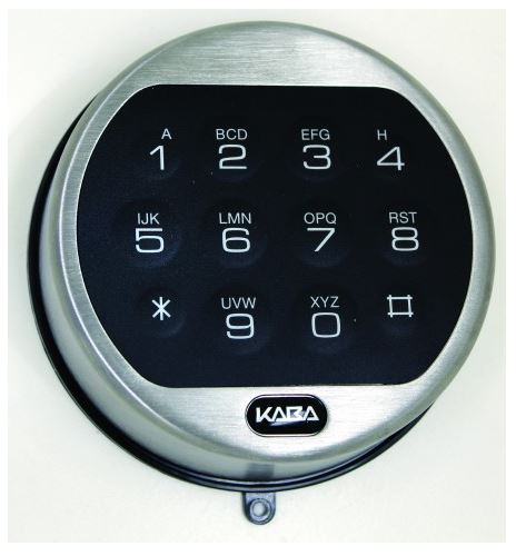 LaGard LG4715 Basic Series Lock - Keypad Only
