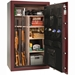 Liberty Gun Safe: CO30 Colonial 30 Gun Safe - LIB-CO30-GNM-BRASS M LOCK