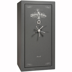 Liberty Gun Safe: LX25 Lincoln 24 Gun Safe - Scratch and Dent