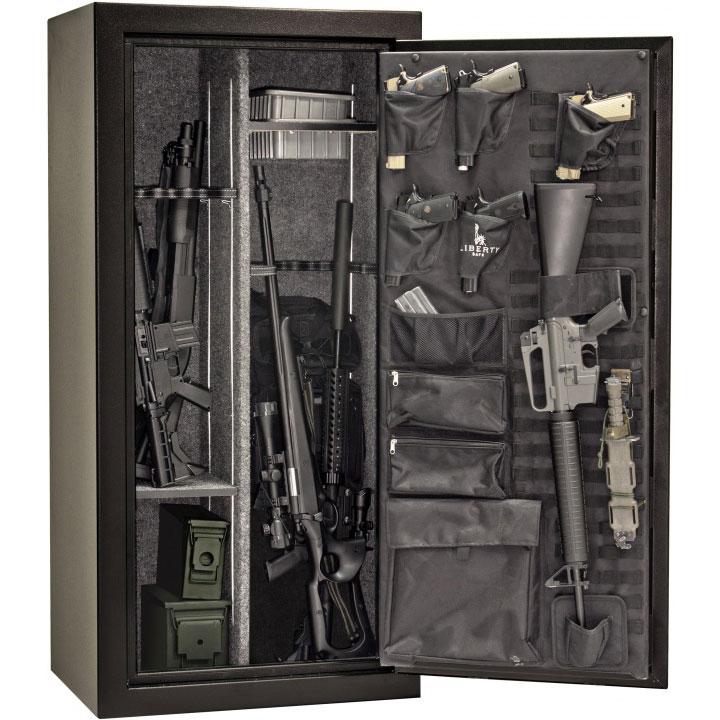 Liberty Tactical 30 Minute T24 24 Gun Safe Lib T24
