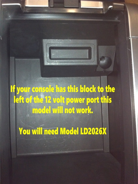 Lock'er Down Console Safe 2009 - 2012 Ford F150 w/ Full ...