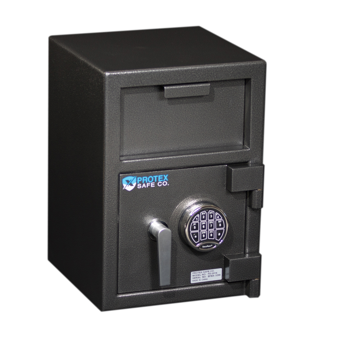 Protex FD-2014 Safe-B-rated Front Depository Safe - GSFD-2014
