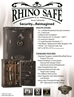 Rhino CIWD6040X Ironworks Series 52 Long Gun 8 Pistol Pocket Gun Safe - CIWD6040X