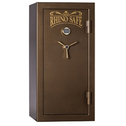 Rhino CD Series CD6030X 75 Minute Fire Safe: 26 Gun Safe