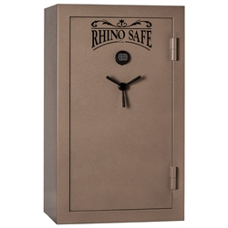 "Rhino ""R"" Series R6036X  1 Hour Fire Safe: 30 Gun Safe"