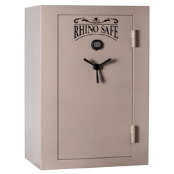 Rhino CD Series CD6040X 75 Minute Fire Safe: 46 Gun Safe