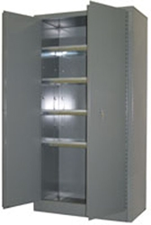 "Securall - HR007 - High Security Cabinet 65""H x 34""W x 18""D"