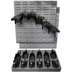 SecureIt Tactical MILSPEC KIT/Gun Safe Tactical Conversion Kit - SEC-MS-RK6