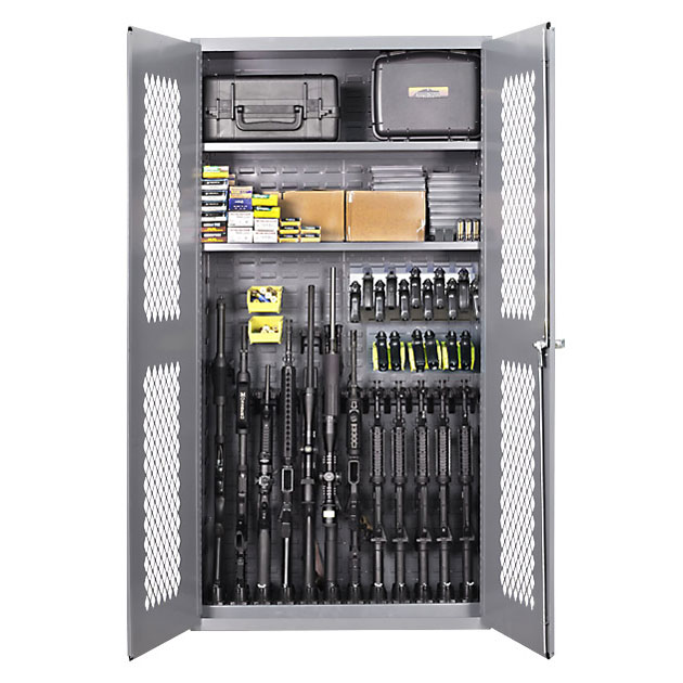 Secureit Tactical Steel Cabinet 1500 Gear And Gun
