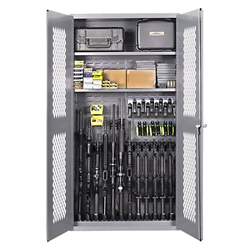 SecureIt Tactical Steel Cabinet / 1500 Gear and Gun Storage Cabinet