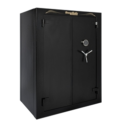 SnapSafe 75014 Super Titan XL Double Door Modular Vault - 60 Min / 2300° Fire Safe - 36 Gun Capacity