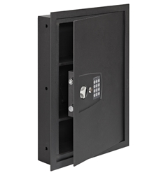 SnapSafe 75410 In-Wall Safe