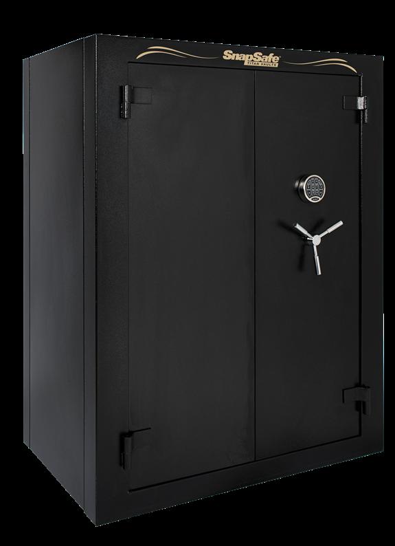 Snapsafe 75013 Super Titan Xxl Double Door Modular Vault