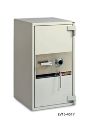 Socal Safe Eurovault EV-4517 Mini Vault - 7.5 cu. ft.
