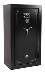 Sports Afield SA5932P Gun Safe - Preserve Series - 32+6 Gun Capacity - Water and Fire Resistant Safe