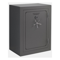 Stack-On TD-54-GP-E-S Fire & Water Resistant Convertible Safe w/ Electronic Lock - 54-Gun