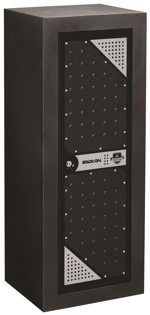 Stack On Tactical Security Cabinet With Convertible