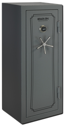 Stack-On Total Defense 22–24 Gun Safe w/Combination Lock