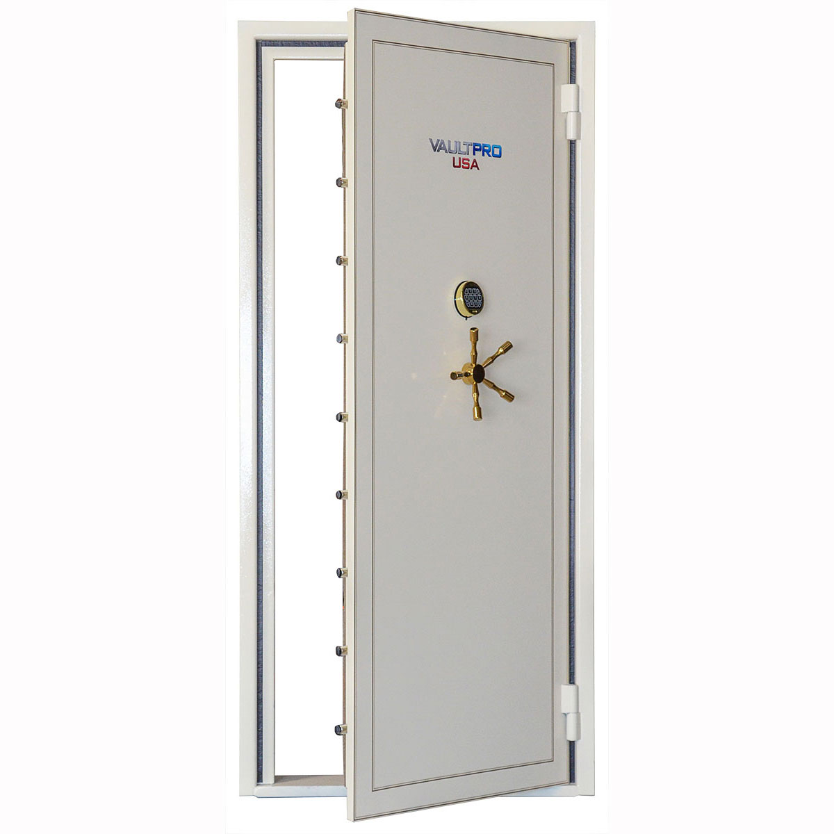 Vault pro executive series vault door vault pro executive for Door pros