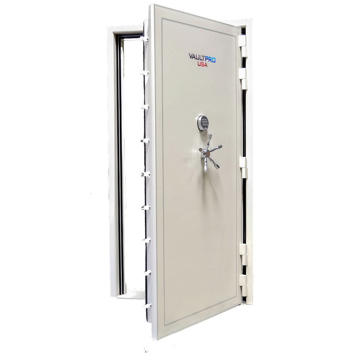 Vault pro titan series vault door vault pro titan series for Door pros