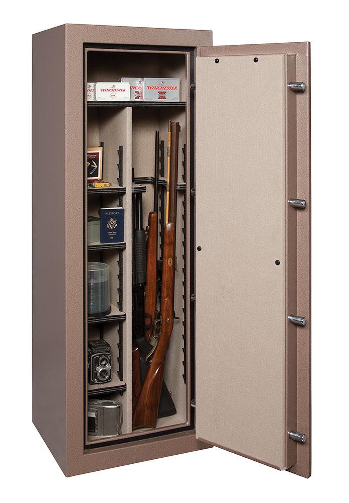 Delightful ... Winchester 2017 Closet Safe   45 Min Rating   20 Gun Capacity   W 6022