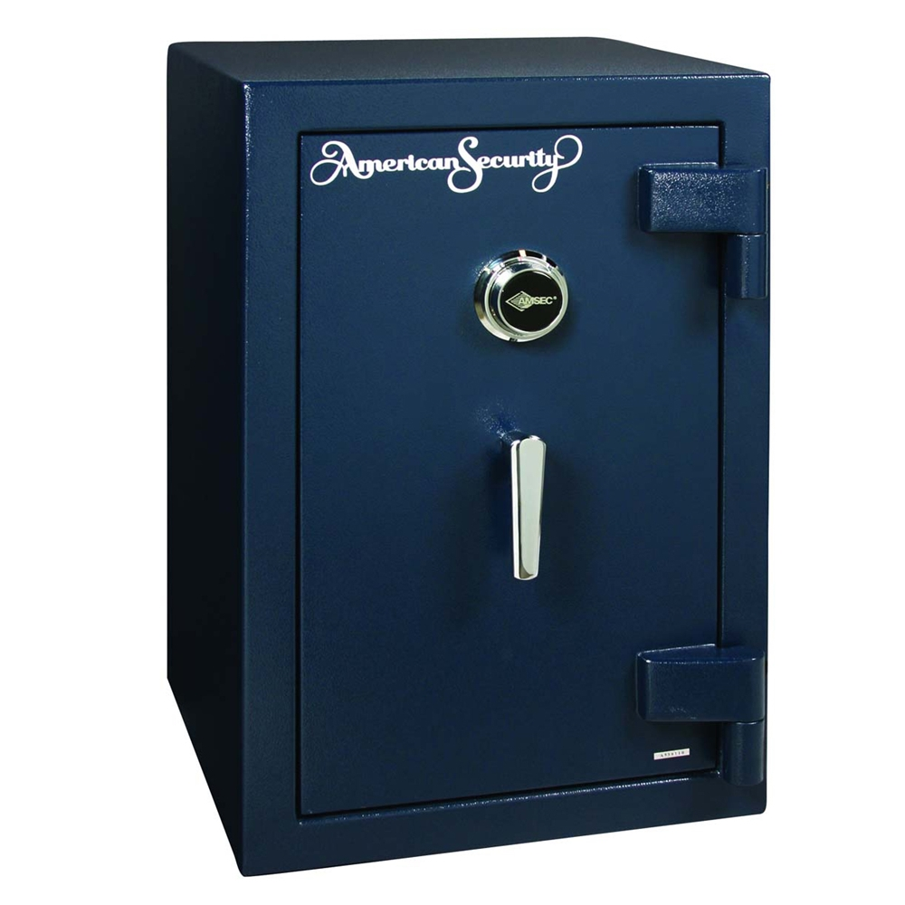 Safety For Safes : American security am e fire resistant home