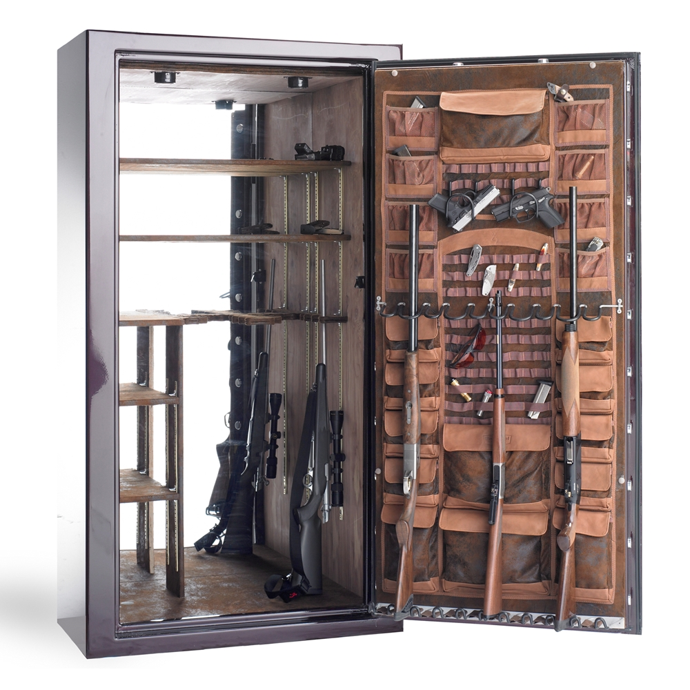 organizer fire gun safe minute door rated doors kodiak