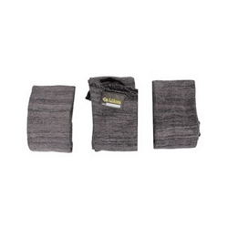 "Allen Cases Knit Gun Sock, 3 per pk,Gray,52""-Gun Sock"