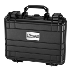 Barska Optics Loaded Gear, Hard Case - Loaded Gear, HD-200 Hard Case, Black