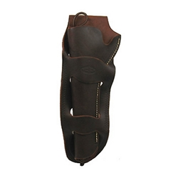 Hunter Company Authentic Loop Holster - Authentic Dbl Loop LH Rug S-SngSx