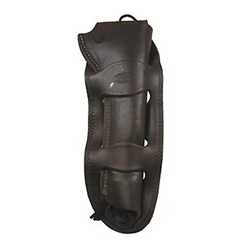 Hunter Company Authentic Loop Holster - Authentic Dbl Loop RH Rug S-SngSx