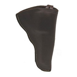 Hunter Company Western Slim Jim Holster - Western Slim Jim RH Rug Bhwk4.6""