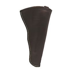Hunter Company Western Slim Jim Holster - Western Slim Jim RH Rug Bhwk 6.5""