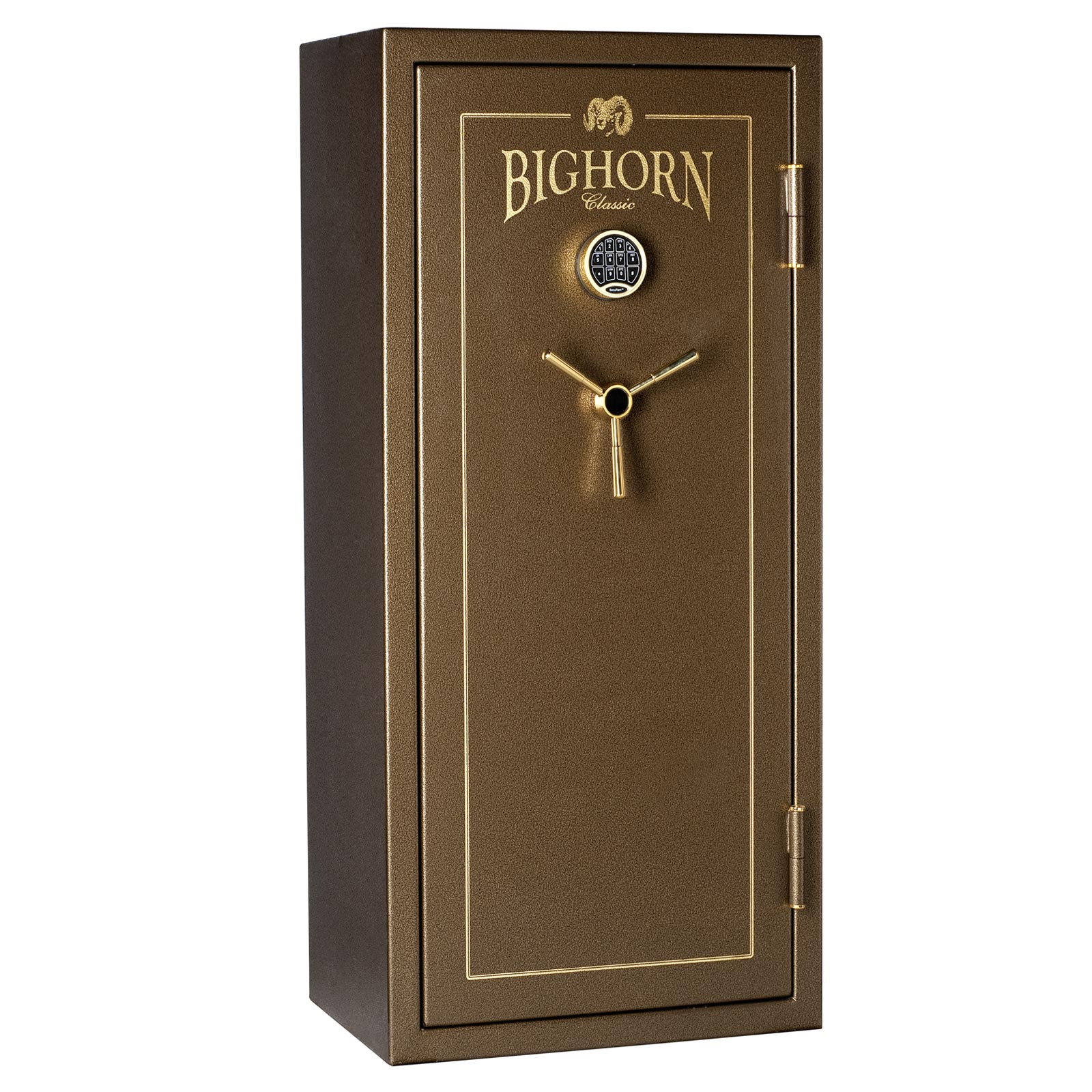 Bighorn 5928ECC-SPL Classic Gun Safe: 24 Gun/ 30 Minute Fire w/ Door Organization *Note ...