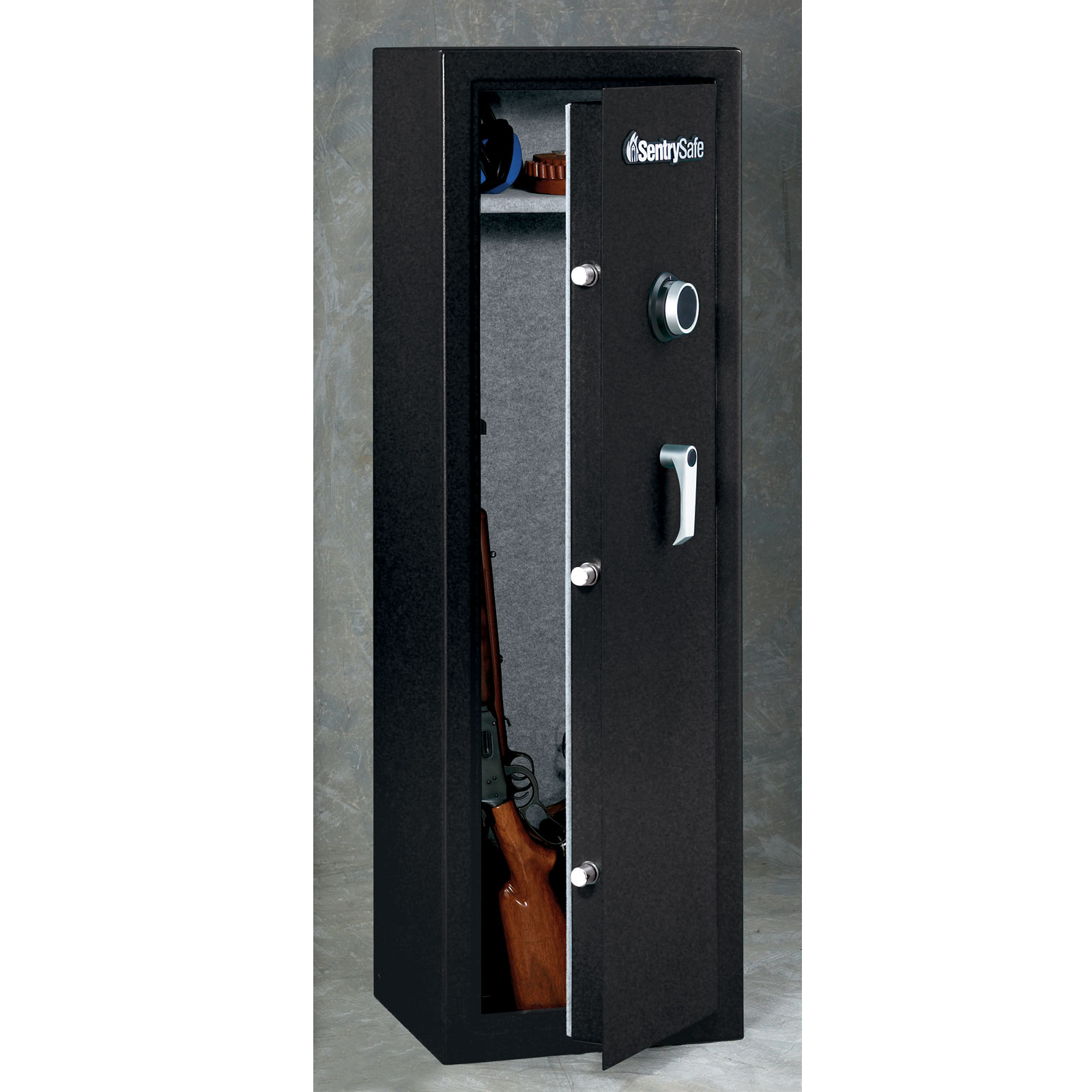 Sentry G1055c Gun Safe With Combination Lock 10 Gun Gsg1055c