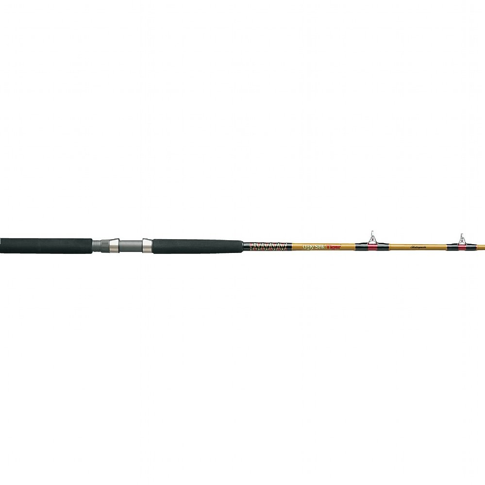 Ugly stik tiger for Shakespeare tiger fishing rod