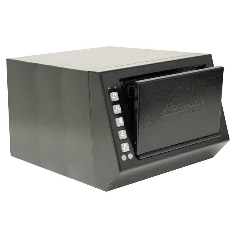 Homak Security Hs10036685 Large Pistol Box Hs10036685