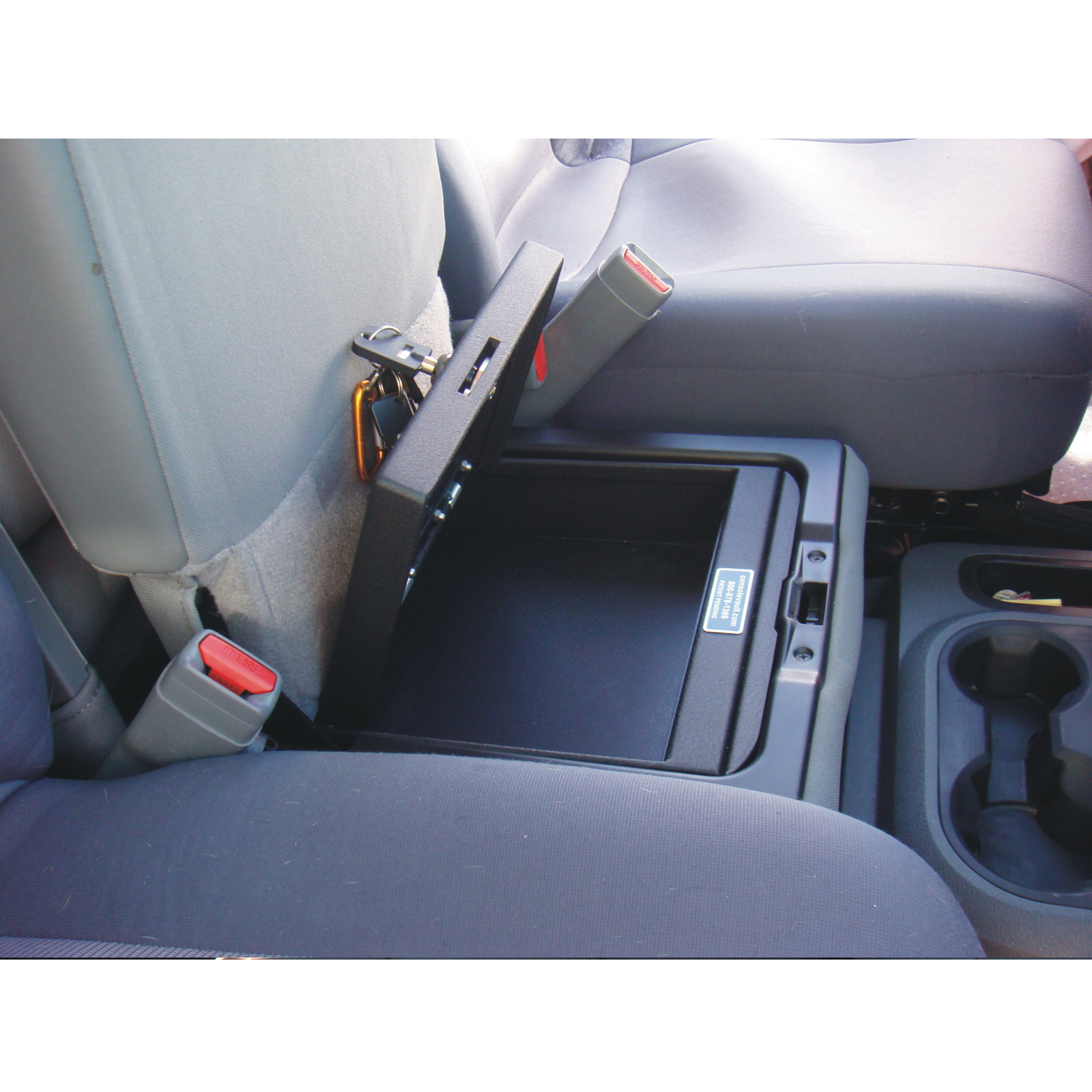 Console Vault Dodge Ram Under Seat Console 2000 2005 Gs1004