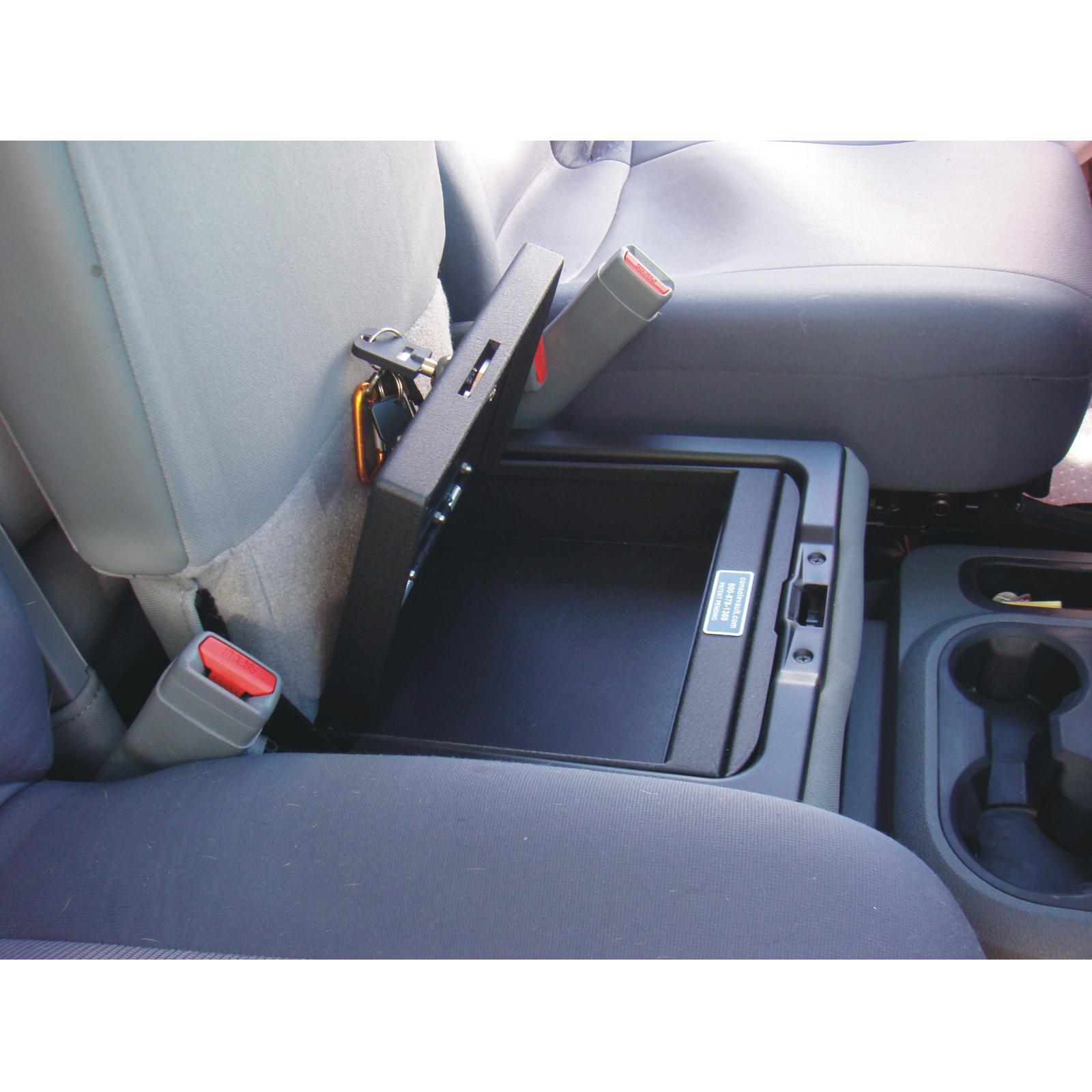 Console Vault Dodge Ram Under Seat 2006 2017