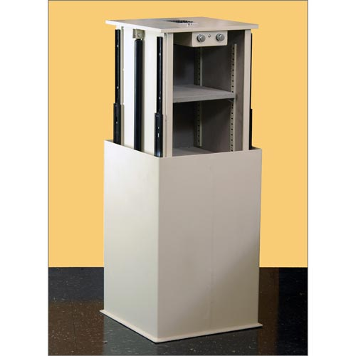 Protex LIFTO-1414 Auto-Lift Floor Safe