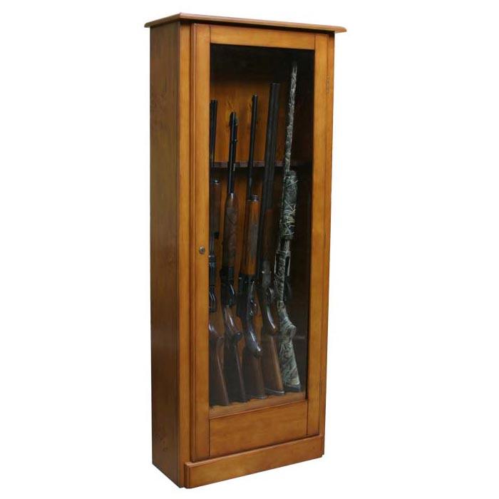 Scout 724 Gun Cabinet Ready To Emble
