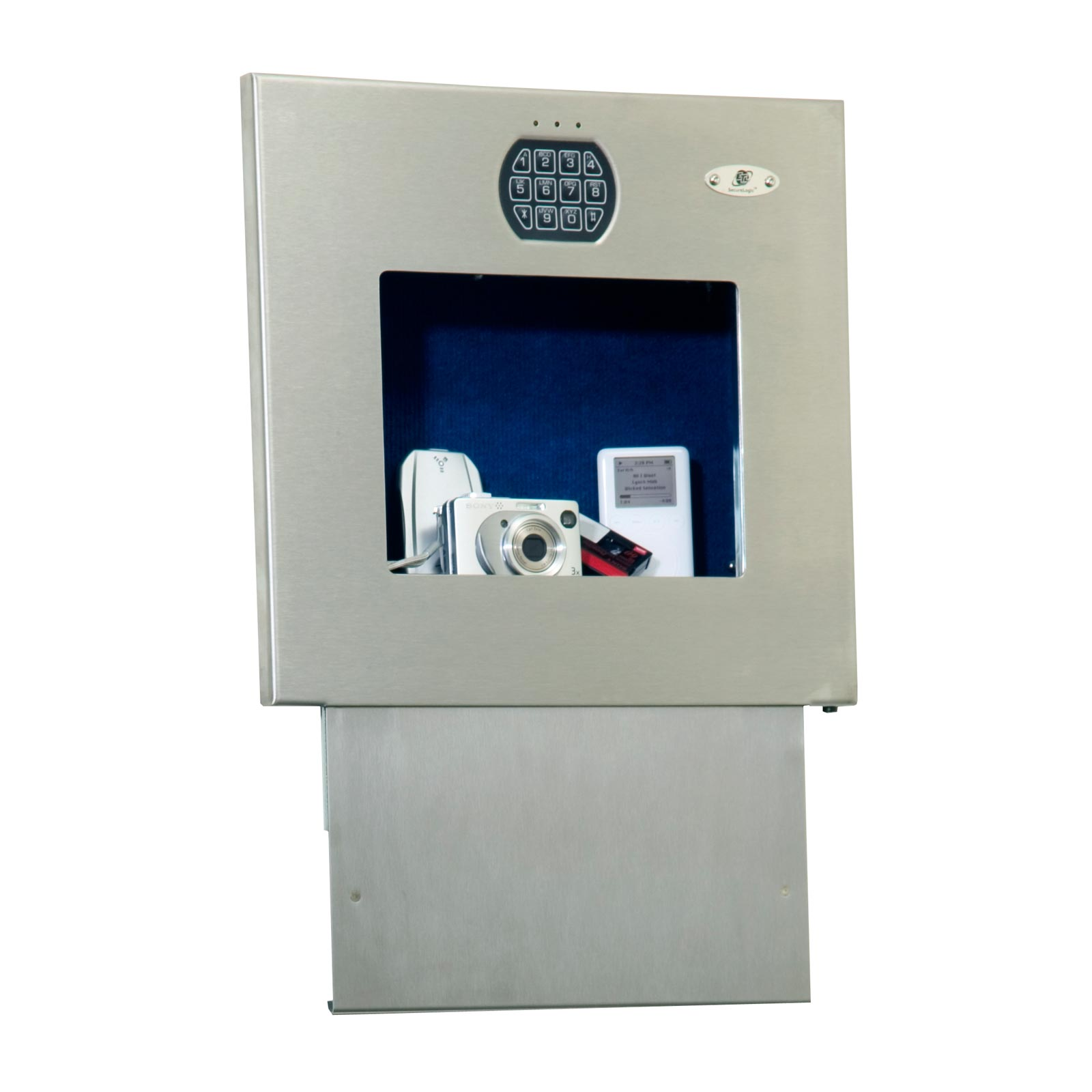 Secure Logic 20710 Keypad Wall Vault