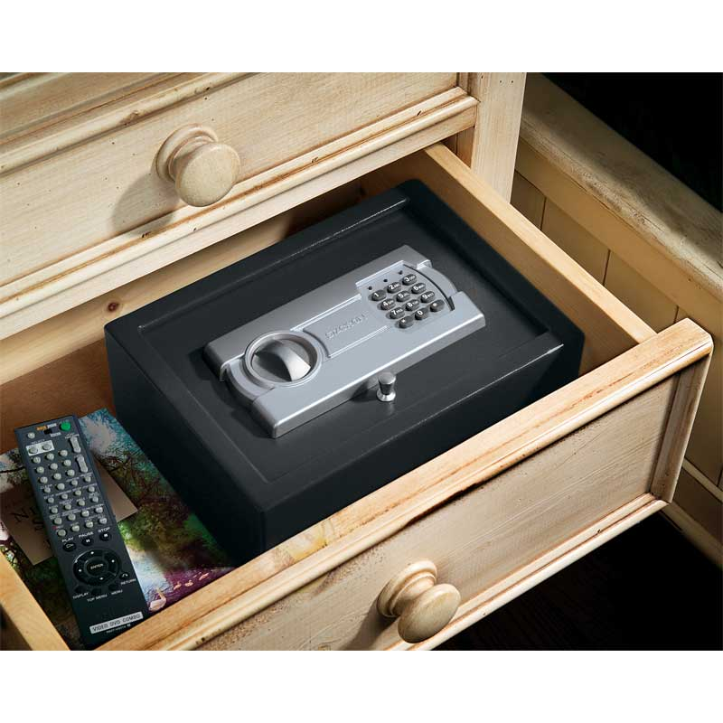 Stack On Pds  Drawer Safe W Electronic Lock